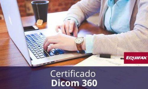 Certificado Dicom Platinum 360